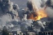 المرصد السورى: انفجار ضخم بمحيط مطار دمشق الدولى