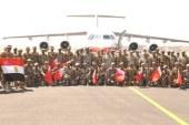 """مصر والبحرين تنفذان التدريب المشترك """"خالد بن الوليد 2017"""""""