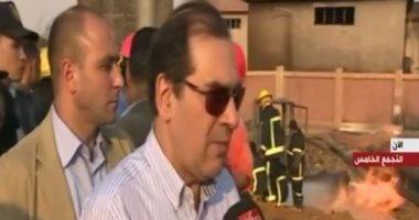 وزير البترول: عودة ضخ البوتاجاز فى التجمع الخامس خلال يومين