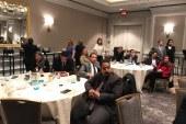 غرفة التجارة الأمريكية تقيم حفل عشاء للوفد المصرى بواشنطن