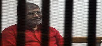 """استئناف محاكمة مرسي وبديع وآخرين في """"اقتحام السجون"""""""