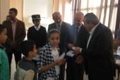مديرية أمن القليوبية تكرم أبناء الشهداء فى احتفال يوم اليتيم