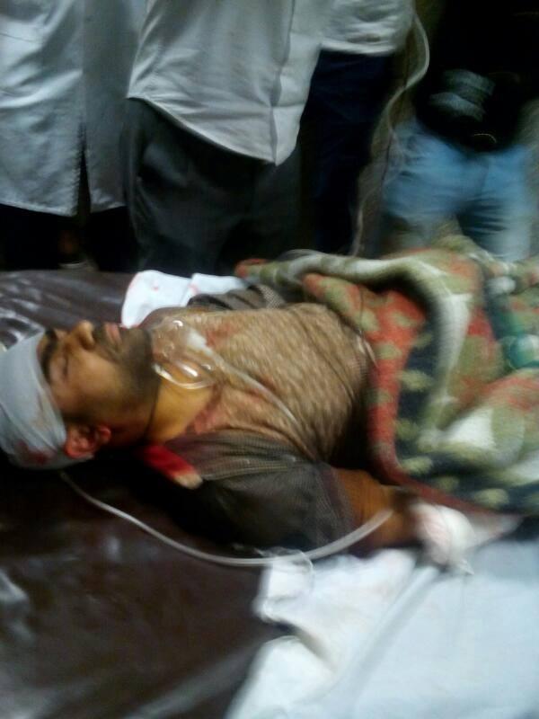 أنفراد … بالصور والاسماء شهداء ومصابي حادث المرقسية من داخل المستشفي الميري بالسكندرية