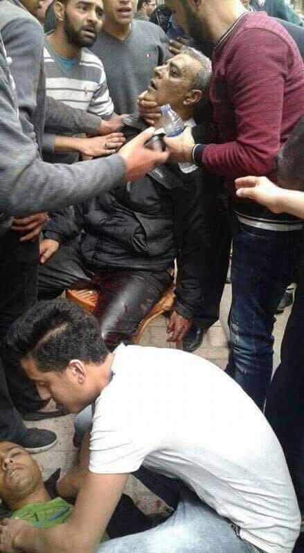 """رئيس تحرير """"ديلي ميل"""" يهاجم الإعلام بسبب تفجير الكنيستين"""