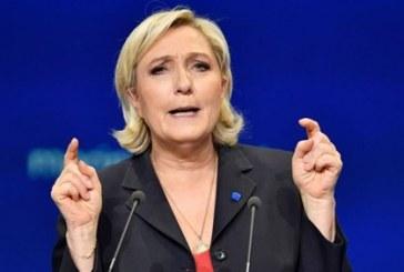"""الانتخابات الفرنسية.. مظاهرات ضد """"لوبان"""" بعد تأهلها لجولة الإعادة"""