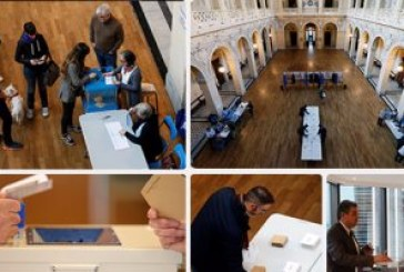 فرنسا: 69.42% نسبة الإقبال على التصويت بانتخابات الرئاسة حتى الـ5 مساء