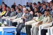 """السيسي للمصريين: """"استحملوا سنة كمان.. وفيه انتخابات اختاروا فيها من شئتم"""""""