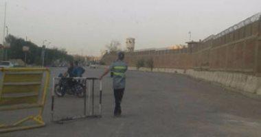 تعمير سيناء: تطوير طريق المدينة الصناعية والأدبية بالسويس للحد من الحوادث