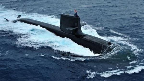 غواصة أمريكية نووية تدخل ميناء بوسان الكوري الجنوبي