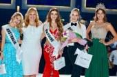 فوز ملكة جمال بيلا روسيا فى مسابقة  ملكات الجمال بالإسكندرية