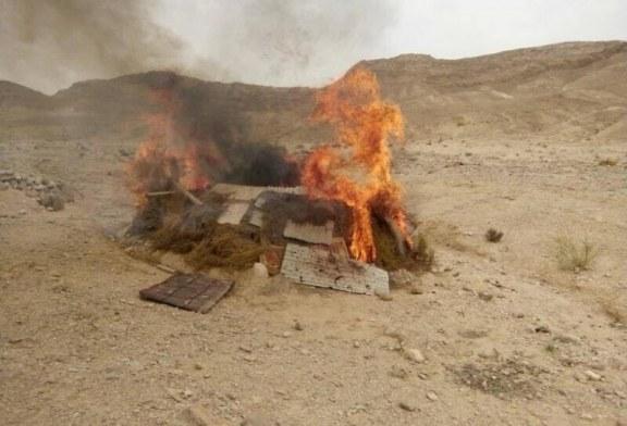 قوات إنفاذ القانون بالجيش الثالث تقتل تكفيريين وتدمر 9 عشش وكهف بوسط سيناء