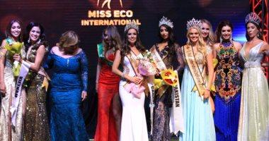 كندا تفوز بمسابقة ملكة جمال العالم للسياحة والبيئة بشرم الشيخ