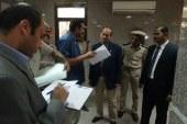 مساعد وزير الداخلية يتفقد عدد من الإدارات الخدمية الخاصة بقطاع الشرطة بسوهاج