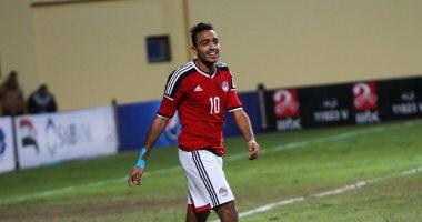 المنتخب: كهربا يقود هجوم الفراعنة أمام تونس ونتابع تدريباته بالزمالك