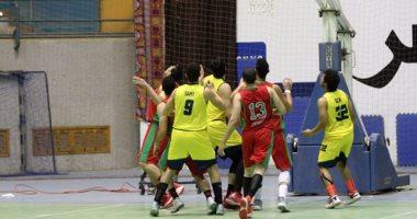 الجزيرة بطلاً لسوبر دوري السلة المصرى