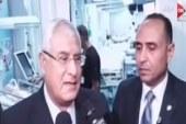 """عدلى منصور لـ""""عمرو أديب"""": أتمنى مساعدة الجميع لمستشفى أبو الريش للأطفال"""