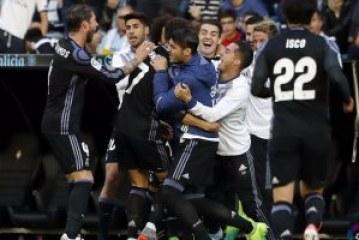 بالفيديو….. نقطة تفصل ريال مدريد عن الفوز بالدوري الإسباني بعد عبور سيلتا فيجو