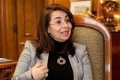 غادة والي توقع مذكرة تفاهم مع رابطة الفرنسيين وشركة توتال