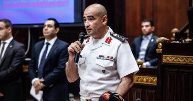 رئيس المساحة البحرية: مفاوضات تعيين الحدود مع السعودية بدأت فى يناير 2010