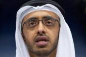 وزير الخارجية الإمارتى: على قطر اتخاذ إجراءات حاسمة لوقف تمويل الإرهاب
