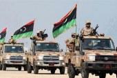 الجيش الليبي يسيطر على منطقة الجفرة الاستراتيجية بالكامل