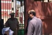 مساعد وزير الداخلية لوسط الصعيد يتفقد لجان الثانوية العامه بأسيوط