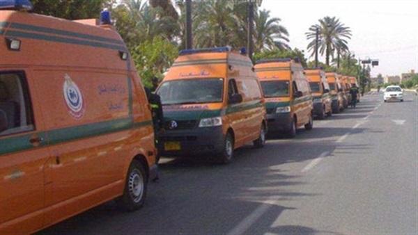 """""""الصحة"""" تدفع بـ2240 سيارة إسعاف ومروحيتين لتأمين الاحتفالات بالعيد"""