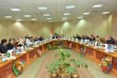 بلأسماء مجلس جامعة أسيوط  يوافق على تعيين 7 مدرسين جدد بخمسة كليات مختلفة