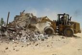 تحرير وإزالة 2052 محضر اشغال ومرافق بمدينة أسيوط خلال 12يوم