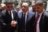 توافد قضاة مجلس الدولة لتهنئة المستشار أحمد أبو العزم