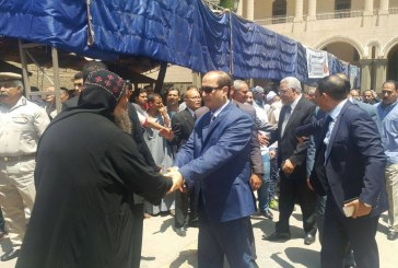 منع دخول الصحفين لتغطية قداس جنازة الانبا ساويرس بعد أعتراض وكيل الدير