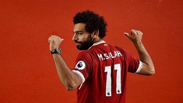 ليفربول يعلن موعد انضمام محمد صلاح للتدريبات