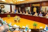 الرئيس السيسي يوجه القوات المسلحة بمواصلة إجراءات الحفاظ على أمن مصر