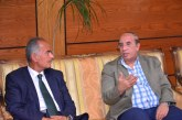 رئيس جامعة أسيوط يؤكد على مواصلة الجامعة لدعم تطوير التعليم المهني
