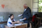 يدء إمتحانات الدور الثانى للشهادة الإعدادية ووكيل الوزارة يضبط حالتى غش