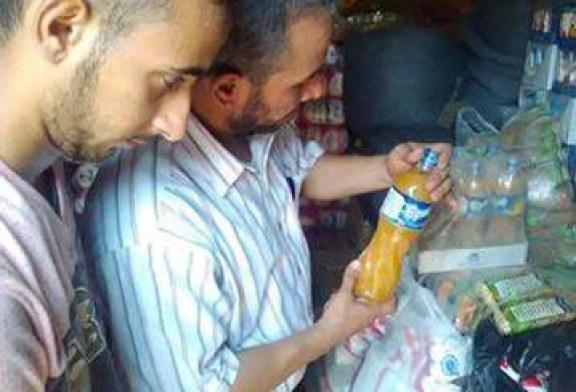 تحرير 50 محضر تمويني وإشغال خلال 3 أيام بمركز أبنوب