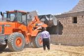 إزالة 1390 حالة تعدي على أراضي زراعية بمساحة 90 فدان خلال الـ 6 أشهر بأسيوط