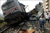 غادة والي : 50 ألف جنيه لأسرة كل متوفى فى حادث قطارى الإسكندرية