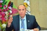 رئيس جامعة اسيوط ينعي شهداء الواحات البحرية