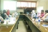 لأول مرة بجامعة أسيوط .. منح تدريب للعاملين بالمستشفي الجامعي