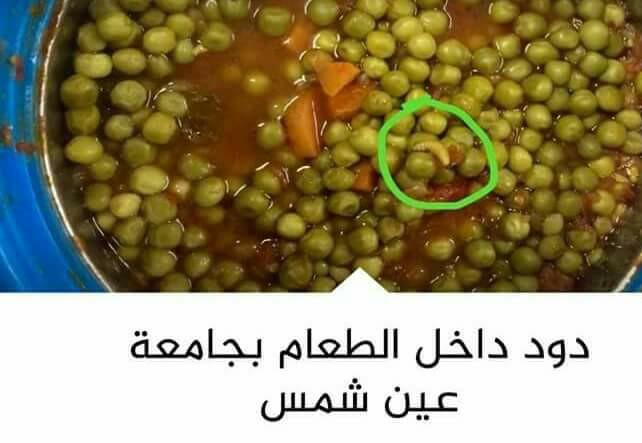 فضيحة بالمدينة الجامعية بعين شمس