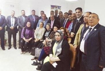 بالصور فاعليات اجتماع الهيئة العليا للقادة بالاسكندرية