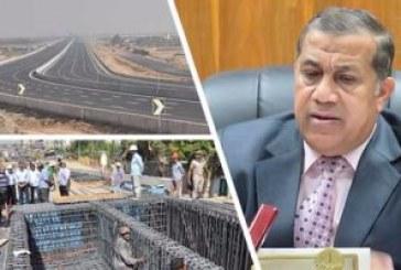 """رصد 12.7 مليار جنيه لصيانة طرق الصعيد.. أبرزها """"القاهرة – أسوان"""""""