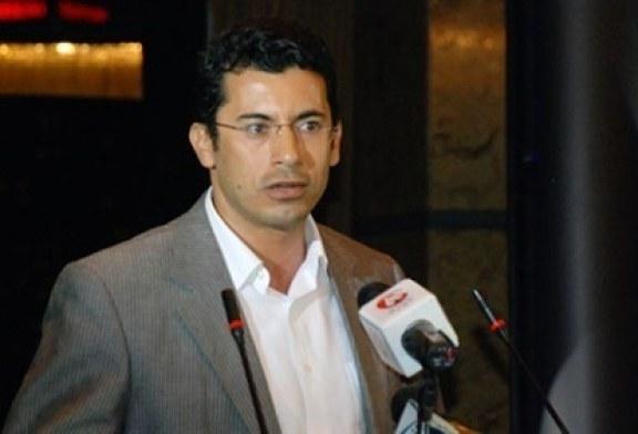 وزير الرياضة يلتقى رئيس الاتحاد المصرى لكرة اليد