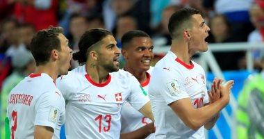 إحصائيات مباراة سويسرا وصربيا فى كأس العالم