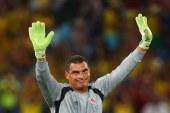 كأس العالم 2018.. الحضرى يطارد حارس كولومبيا السابق
