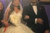 عمل جديد يجمع العروسين مى سليم ووليد فواز
