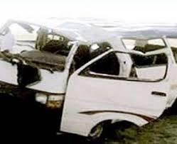 إصابة 7 من مراقبي امتحانات الثانوية العامة فى انقلاب ميكروباص بالسويس