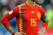 """محمد هنيدى ساخرًا من بكاء """"راموس"""" لخروجه من كأس العالم"""