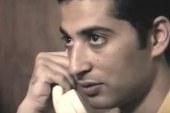 صورة نادرة من أول فيلم قصير فى حياة عمرو سعد